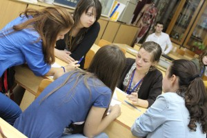 Timisoara Toastmasters Youth Leadership Program